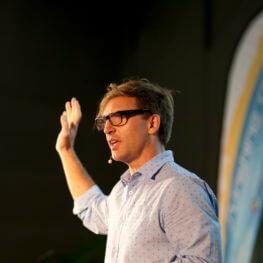 Simon Banks Keynote Speaker