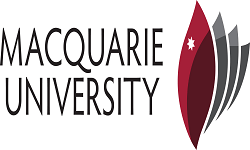 macquarie university logoo