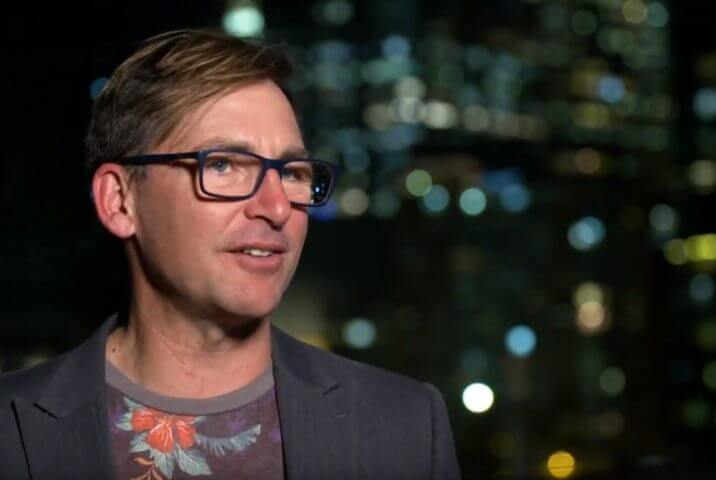Simon Banks at Vivid Festival 2019